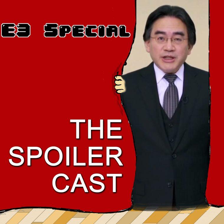 e3 2013 spoiler cast