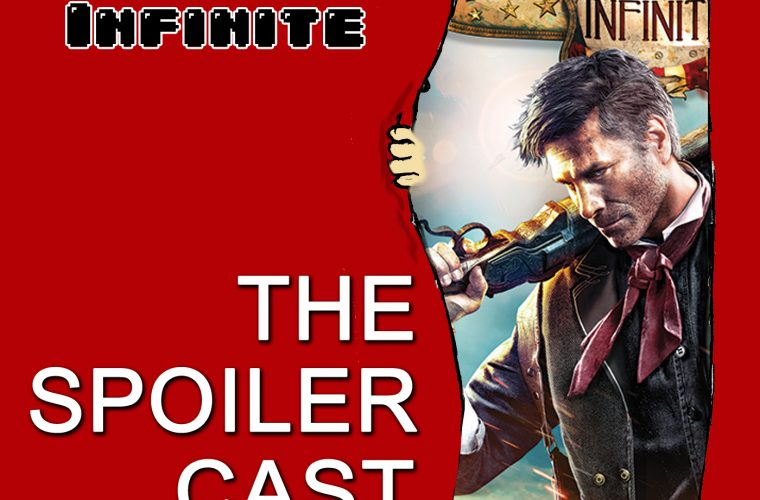 Bioshock infinite spoilercast