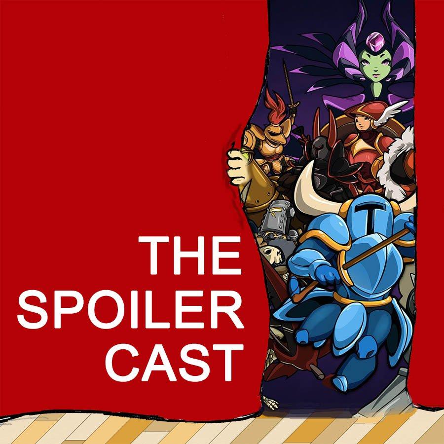 Shovel Knight Spoilercast