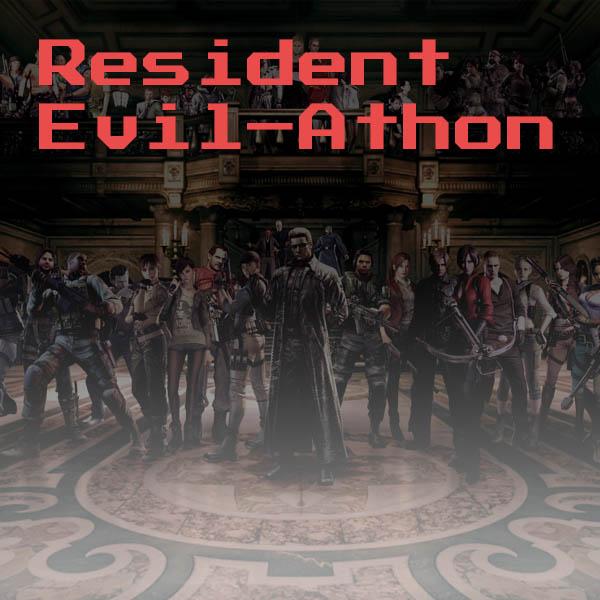 Resident Evil Marathon