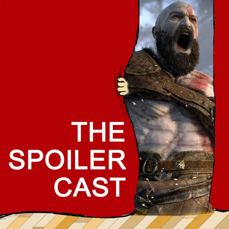 God of War 2018 Spoilercast