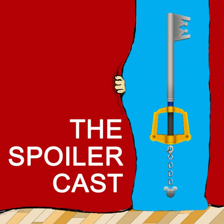 Kingdom Hearts 3 Spoilercast