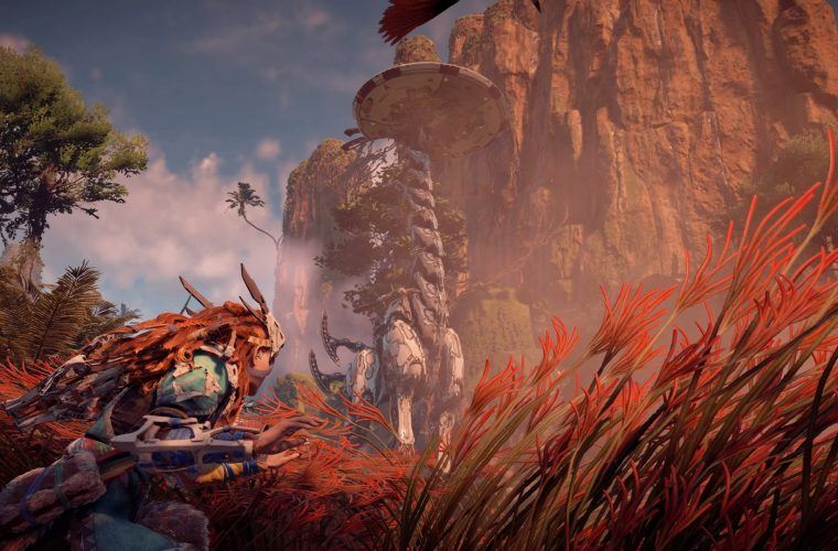 Horizon Zero Dawn Review Image